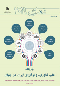 Nema-ye 2019: Iran in Science, Technology, and Innovation Global indices