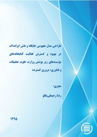 Designing conceptual model of position and role of Irandoc in improving and extending activities of libraries under the Ministry of Science, Research and Technology: Scoping review