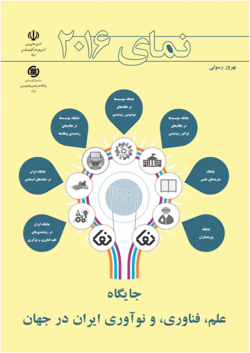 Nemay-e 2016:Iran in Science, Technology and, Innovation Global Indices